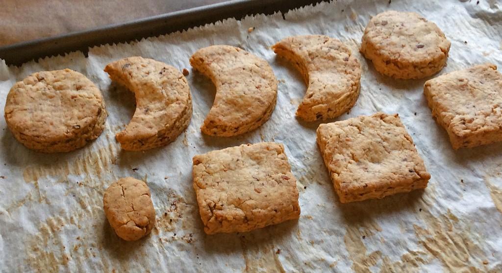 Kourabie baked close S