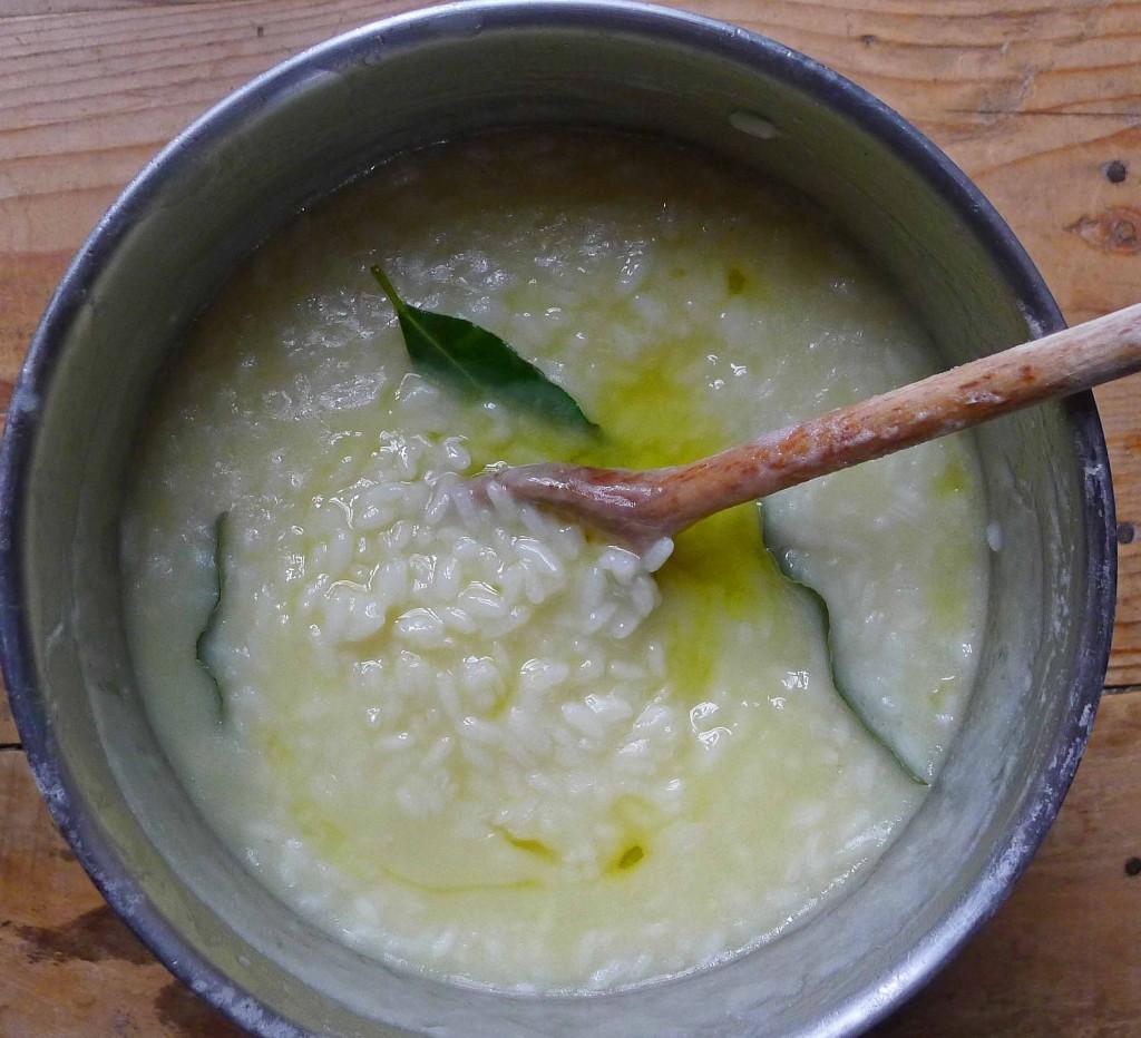 Rice porridge S