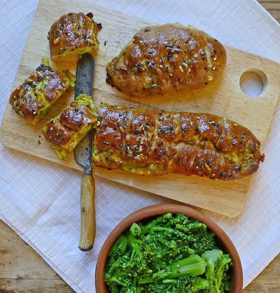 Bread Broccoli1 S