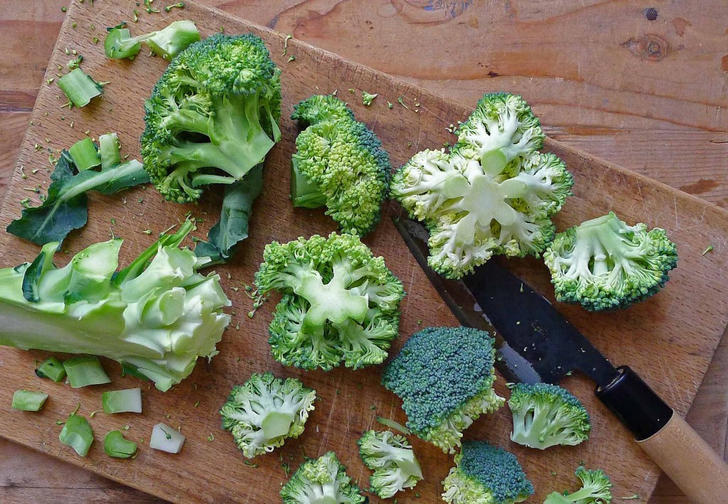 Broccoli cut S