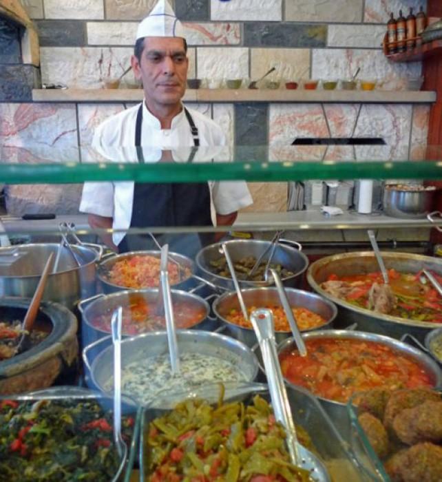 Pots and casseroles at Ciya Sofrasi