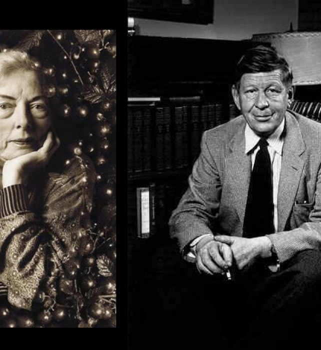 M.F.K. Fisher exerted a strong influence on Auden's idea of celebration, argued Seth Rosenbaum.