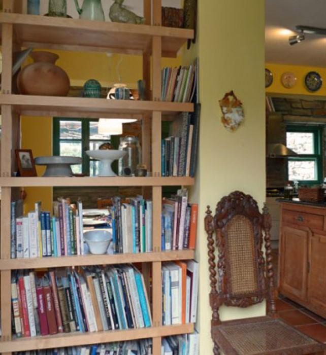 Kitchen The entrance