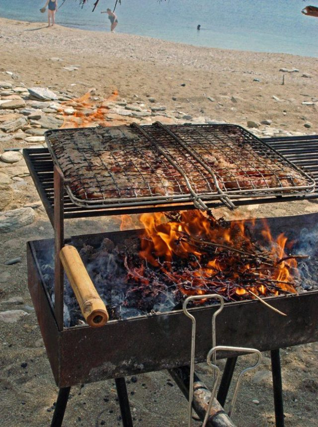 BBQ Beach