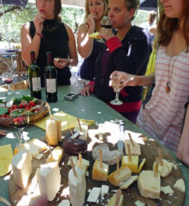 Brief introduction to Greek cheeses.