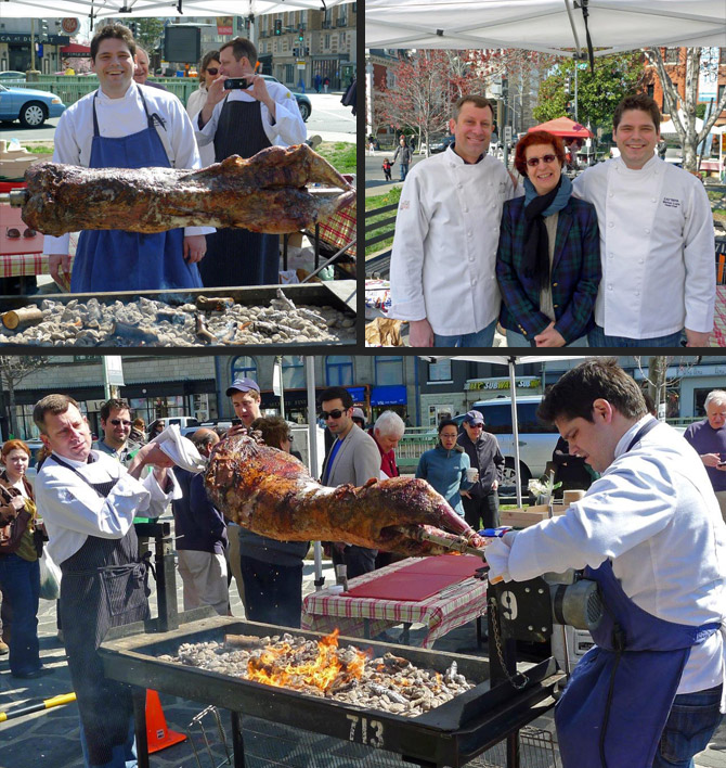 Easter Preview in Washington DC - Aglaia's Table οn Kea Cyclades