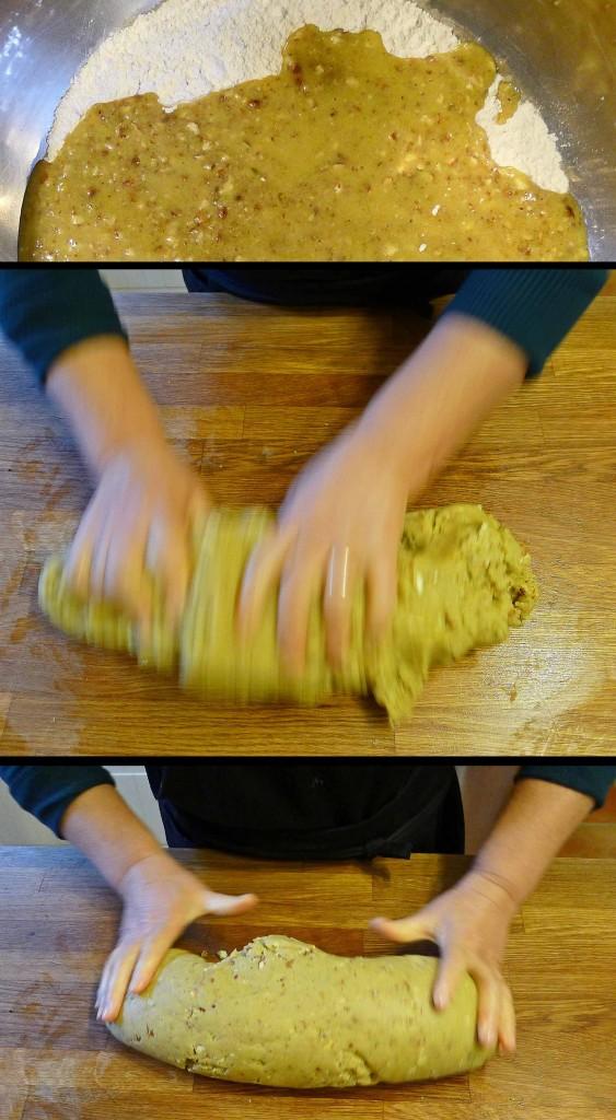 Melomakqarona dough 015 triple S