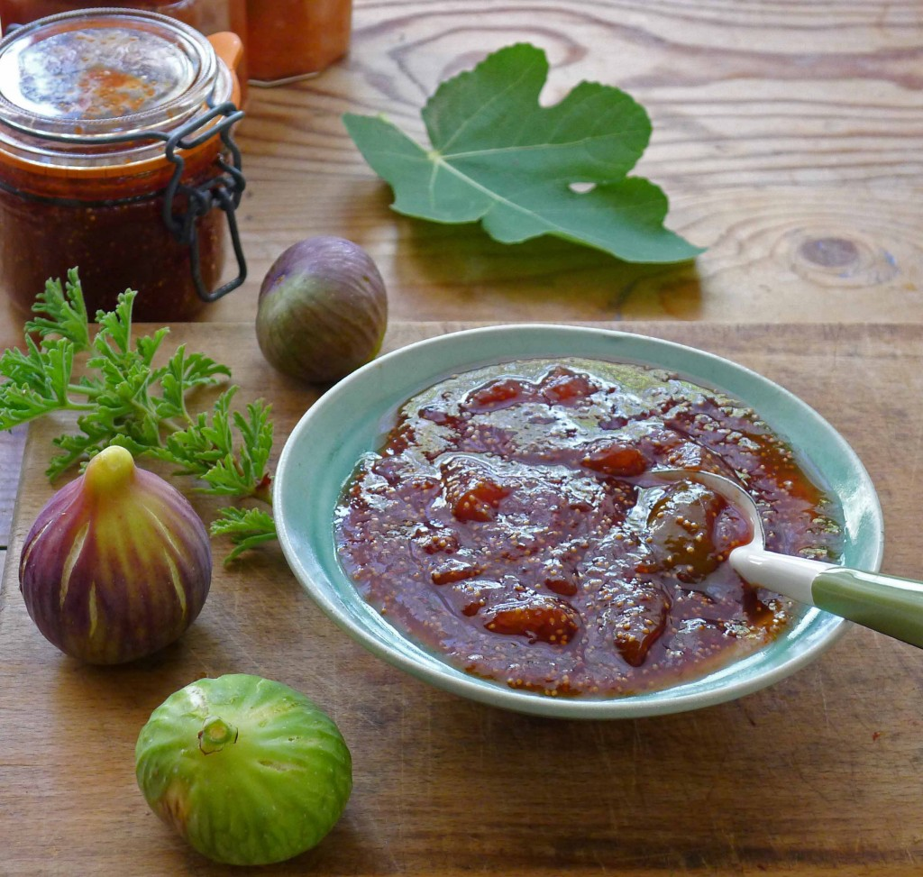 Fig Jam 2 bowl & figs1 S